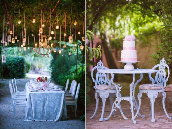 Peonies delight, romantic newlyweds