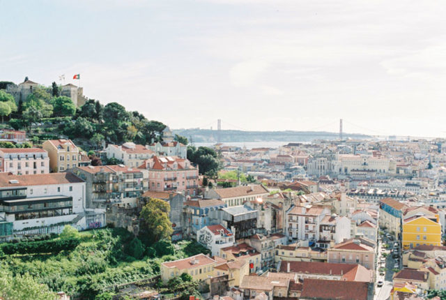 Lisbon the city of light and love