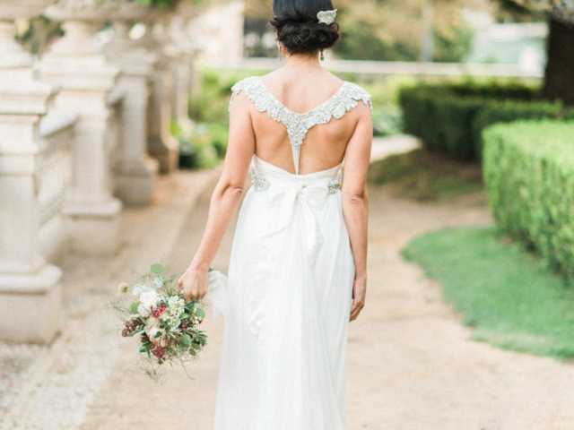 Luxurious & Elegant Wedding At Pestana Palace